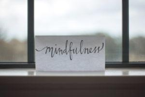 Mindfulness Lettering