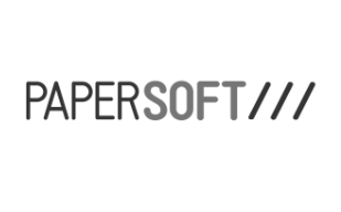 TSoW Collab. PaperSoft - Logotype